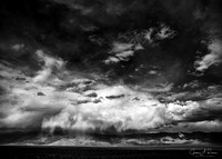 Storm, Owens Valley, CA, 2010